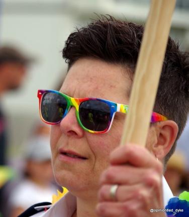Eastbourne Pride parade -