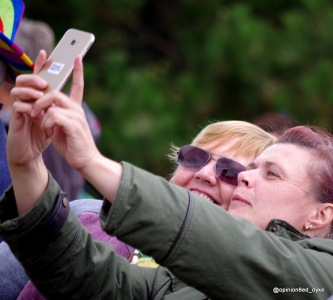 Selfies at Pride - 0745