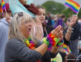 Selfies at Pride -0794